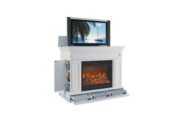 Electric Fireplace Cabinets