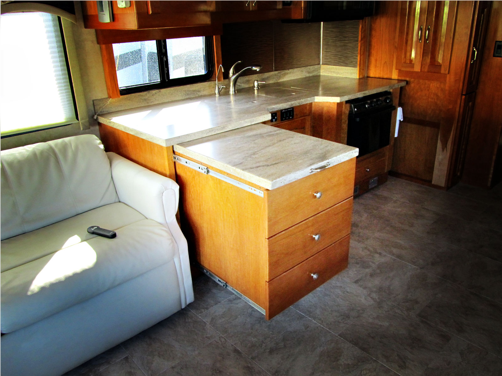 Rv furniture center photo of active rv upholstery center for Kitchen cabinets yuma az