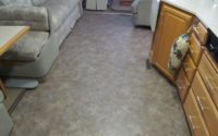 RV Floor Finishes in Woodland, WA