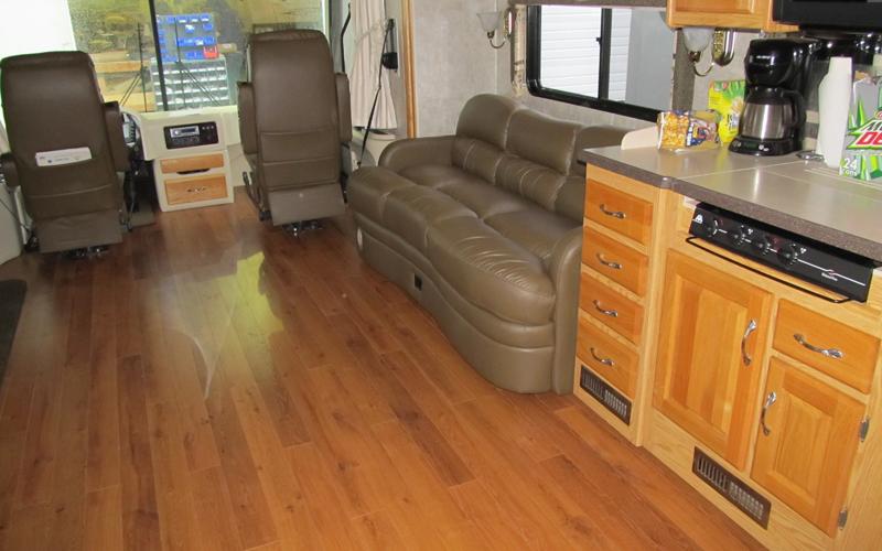 Rv Flooring Finishes Dave Ljs Rv Furniture Interiors