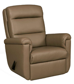 RV Elite Swivel Wall Hugger Recliner