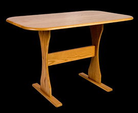 Wood-Slab-Table-with-Trestle-Base