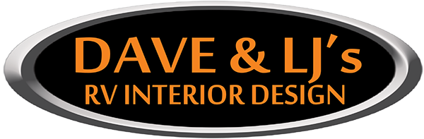 RV Furniture and RV Remodel by Dave and LJs RV Interior Design company serving RV owners in the USA