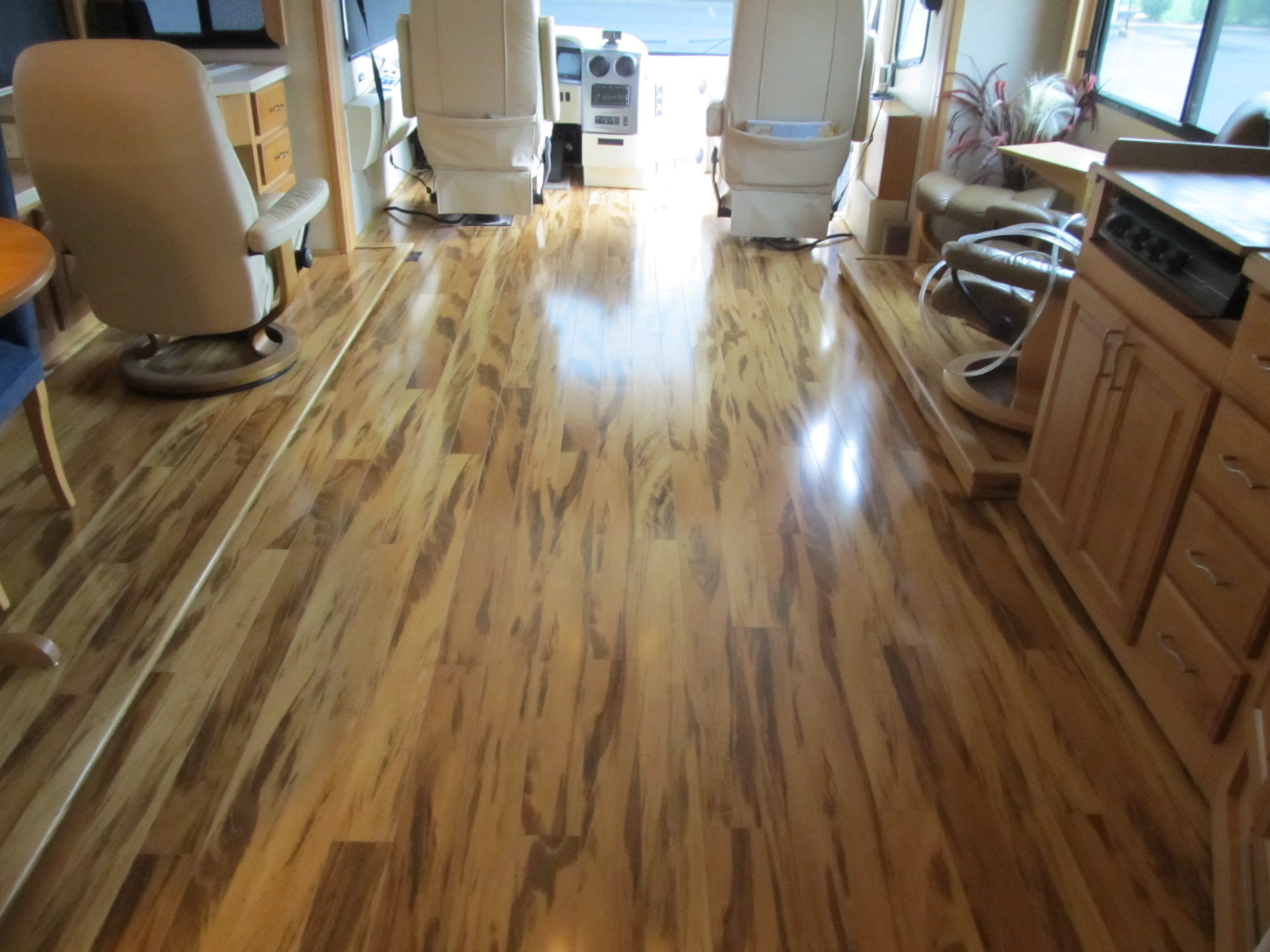 Rv Flooring Amp Finishes