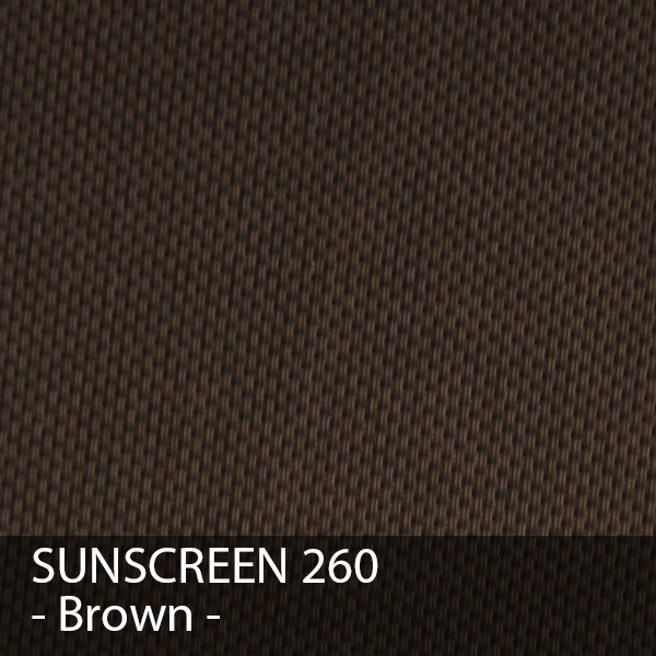 sunscreen 260 Brown